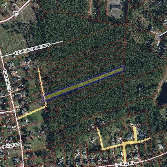 1.07ac Bunting Ln, Poquoson, VA 23662 (#10391300) :: The Bell Tower Real Estate Team