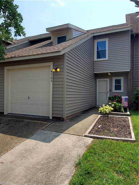 4703 Sweetwood Ct, Virginia Beach, VA 23462 (#10391398) :: The Bell Tower Real Estate Team