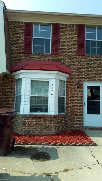 3354 Bangor Cres, Chesapeake, VA 23321 (#10391647) :: Berkshire Hathaway HomeServices Towne Realty