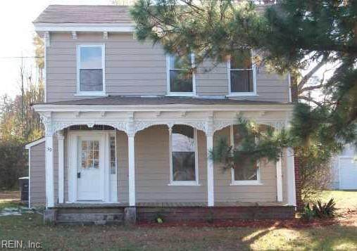 39 Bank St, Isle of Wight County, VA 23487 (#10391945) :: Avalon Real Estate