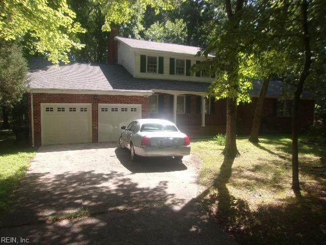 207 Aspen Blvd, York County, VA 23692 (#10391974) :: Atkinson Realty