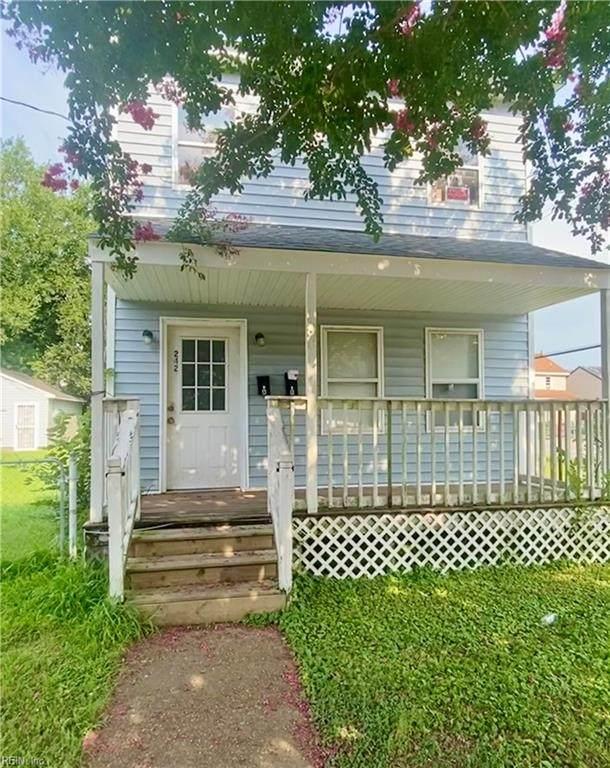2427 Ruffin St, Norfolk, VA 23504 (#10392043) :: Momentum Real Estate