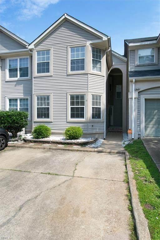 4 Mountain Ashe Pl, Hampton, VA 23666 (MLS #10392097) :: Howard Hanna Real Estate Services