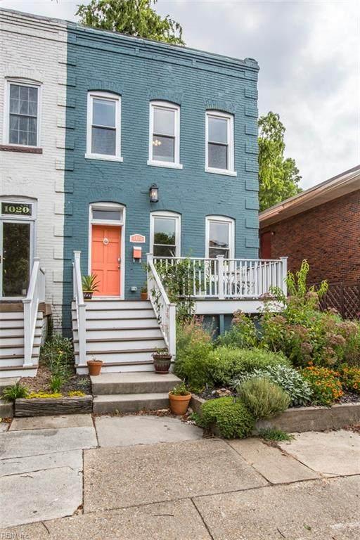 1018 Raleigh Ave, Norfolk, VA 23507 (#10392176) :: Avalon Real Estate