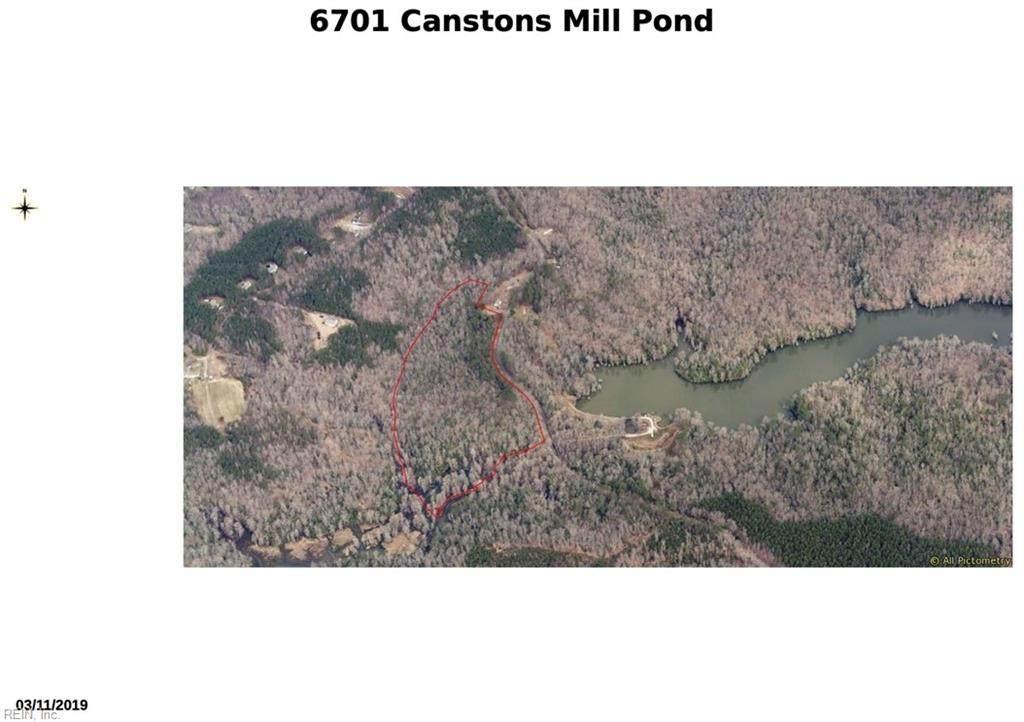 6701 Cranstons Mill Pond Rd - Photo 1