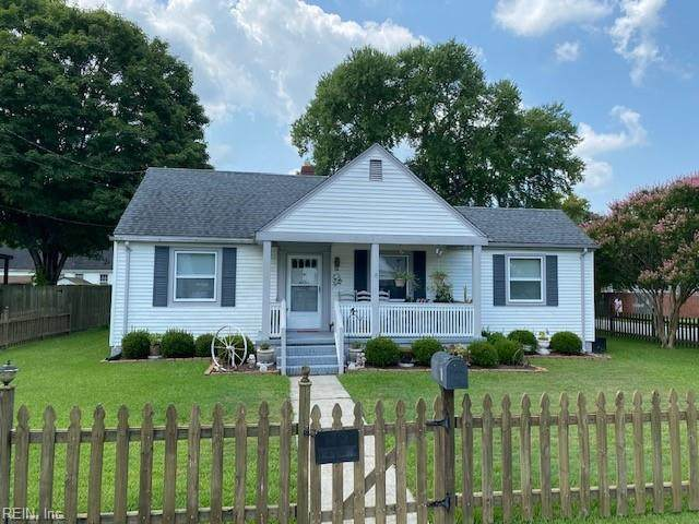 36 Loxley Rd, Portsmouth, VA 23702 (#10392474) :: Seaside Realty