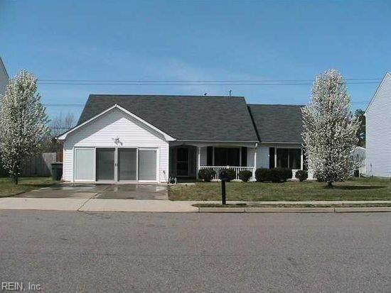 50 Red Robin Turn, Hampton, VA 23669 (#10392627) :: Austin James Realty LLC