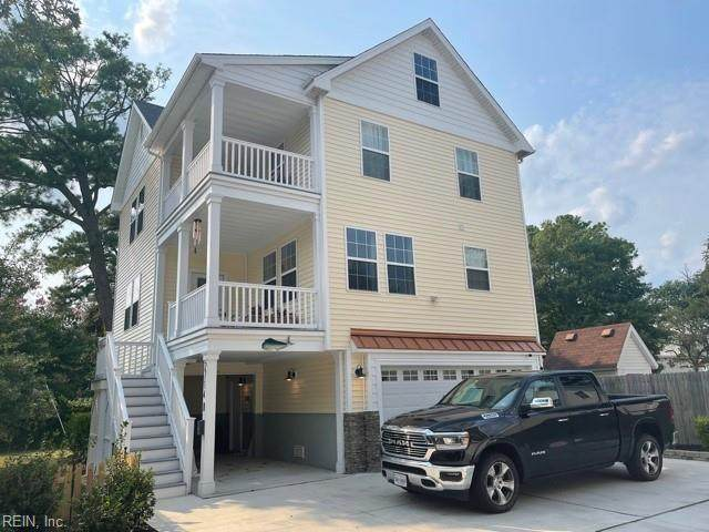 2714 Pleasant Ave A, Norfolk, VA 23518 (#10392773) :: Berkshire Hathaway HomeServices Towne Realty