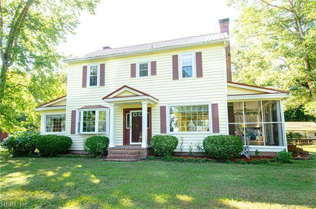 340 Canoe House Rd, Middlesex County, VA 23079 (MLS #10392933) :: Howard Hanna Real Estate Services