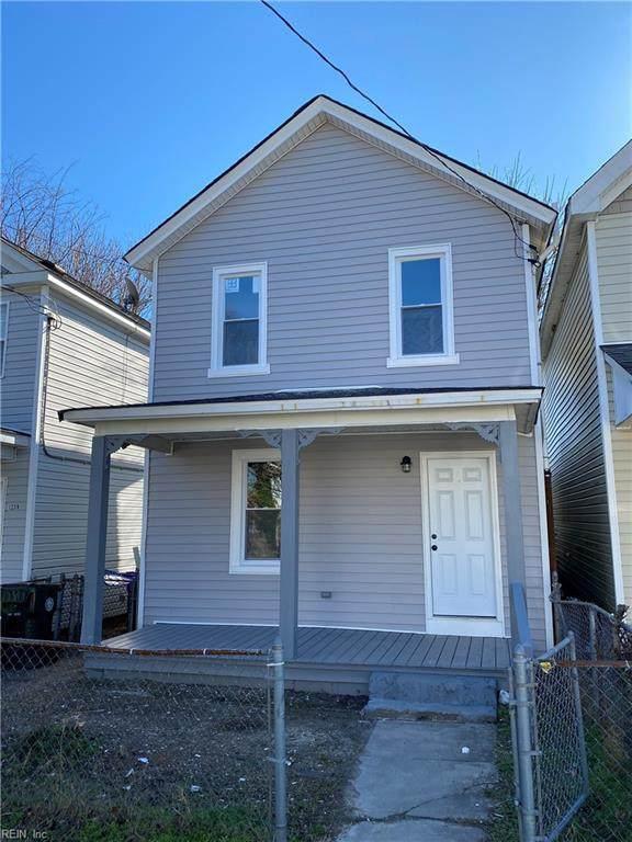 1236 26th St, Newport News, VA 23602 (#10393024) :: Rocket Real Estate