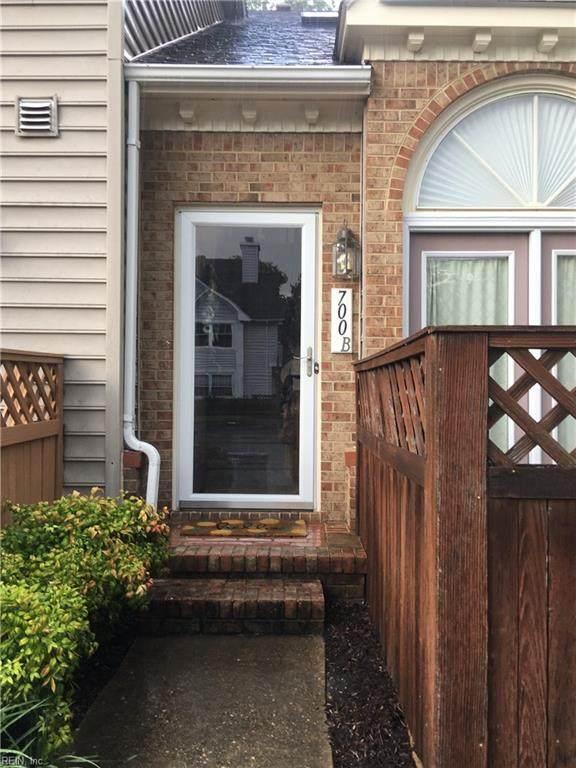 700 Rapidan River Ct B, Chesapeake, VA 23320 (MLS #10393027) :: Howard Hanna Real Estate Services