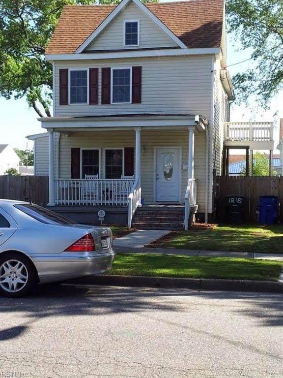 1215 W 27th St, Norfolk, VA 23508 (#10393059) :: Rocket Real Estate