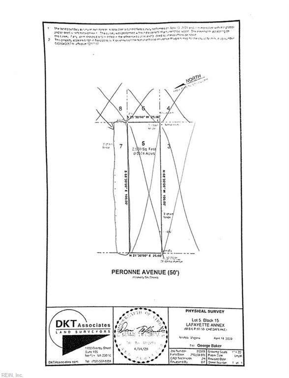 3006 Peronne Ave, Norfolk, VA 23509 (#10393212) :: Avalon Real Estate