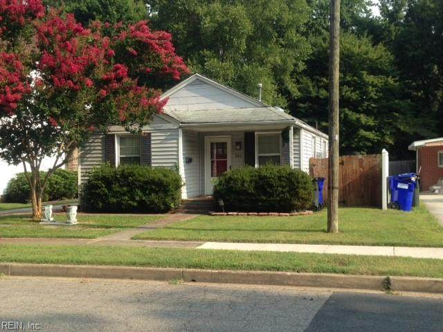 946 Lena St, Norfolk, VA 23518 (#10393232) :: Rocket Real Estate