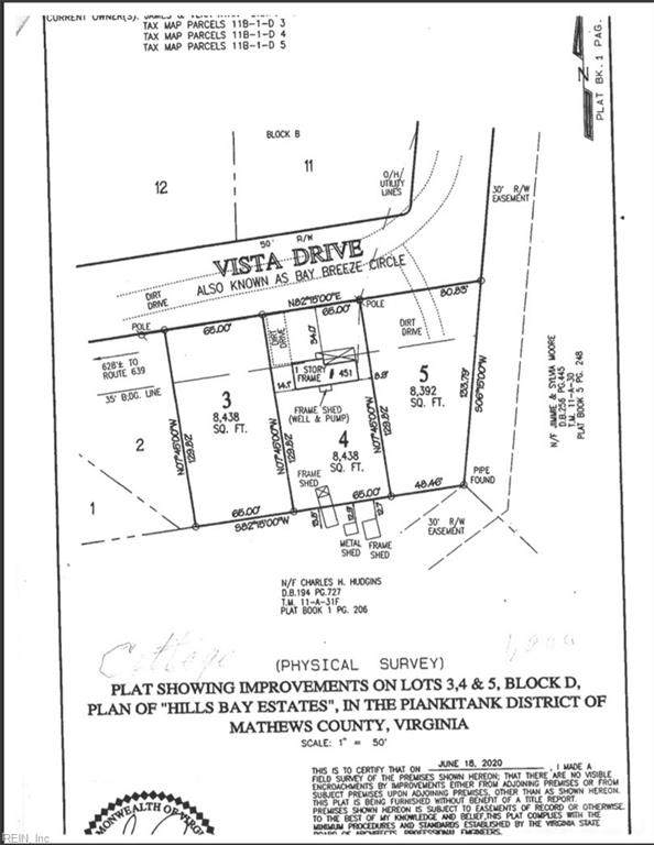 451 Bay Breeze Cir, Mathews County, VA 23076 (#10393275) :: Judy Reed Realty