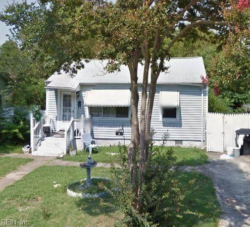 9 Neville St, Portsmouth, VA 23701 (#10393333) :: Avalon Real Estate