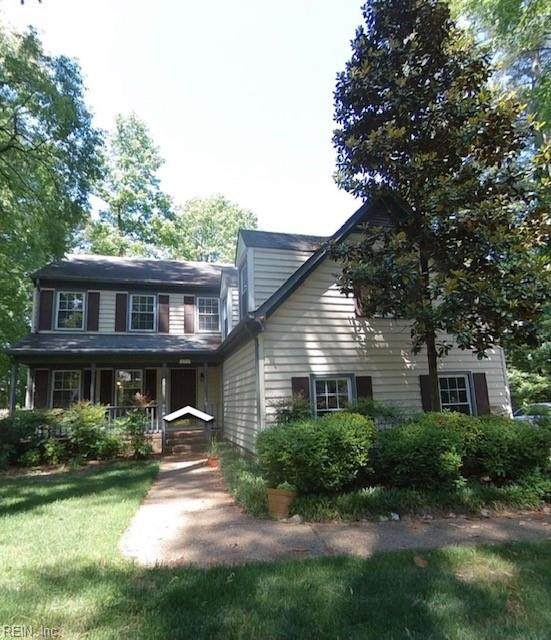 122 Bailey Dr, York County, VA 23692 (#10393559) :: Berkshire Hathaway HomeServices Towne Realty