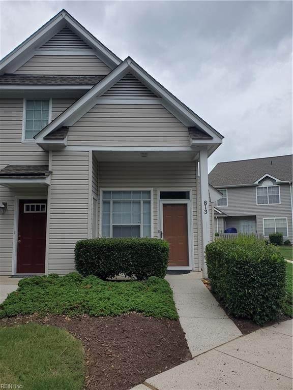 813 Whistling Swan Dr, Virginia Beach, VA 23464 (#10393560) :: The Kris Weaver Real Estate Team