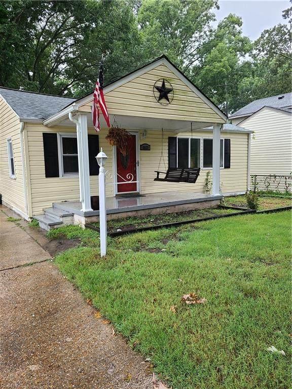 6625 Hudson Ave, Norfolk, VA 23502 (#10393797) :: Berkshire Hathaway HomeServices Towne Realty