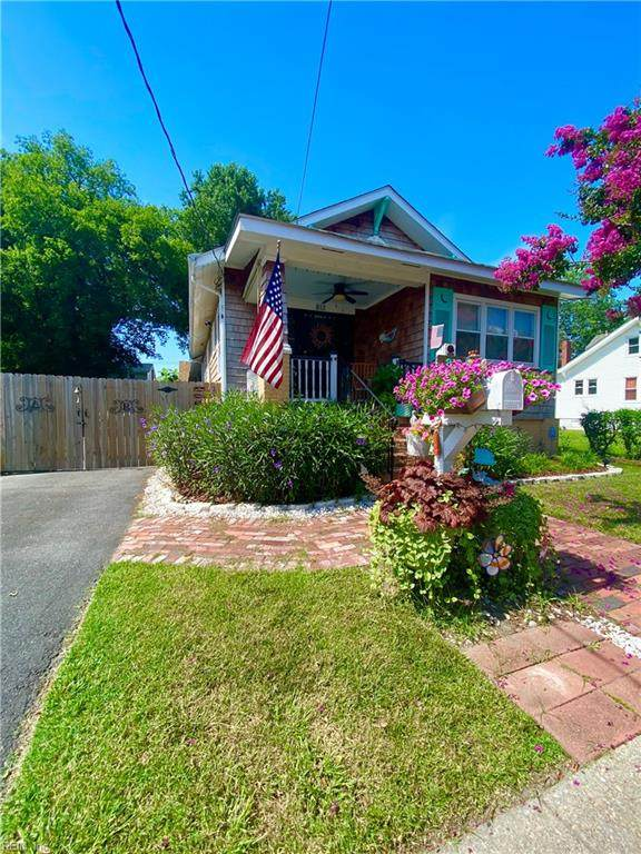 813 W 27th St, Norfolk, VA 23517 (#10393809) :: Berkshire Hathaway HomeServices Towne Realty