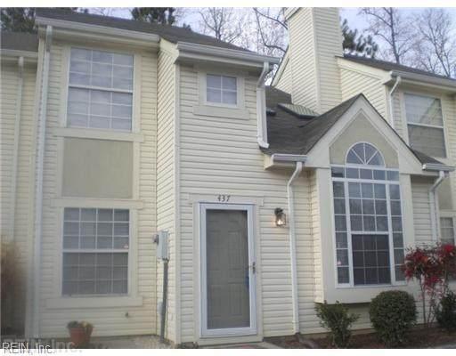 437 Lees Mill Dr, Newport News, VA 23608 (#10393810) :: Judy Reed Realty