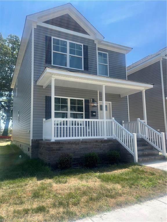 2121 Queen St, Portsmouth, VA 23704 (#10394916) :: The Kris Weaver Real Estate Team