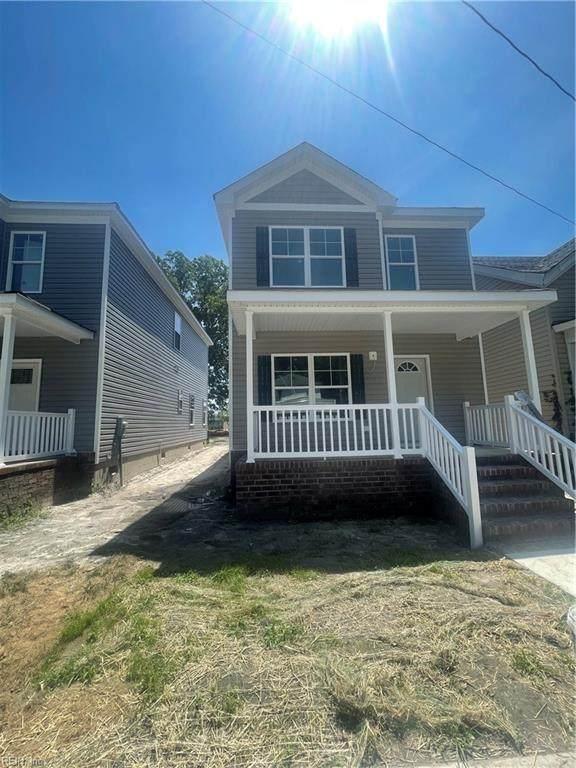 2123 Queen St, Portsmouth, VA 23704 (#10394922) :: The Kris Weaver Real Estate Team