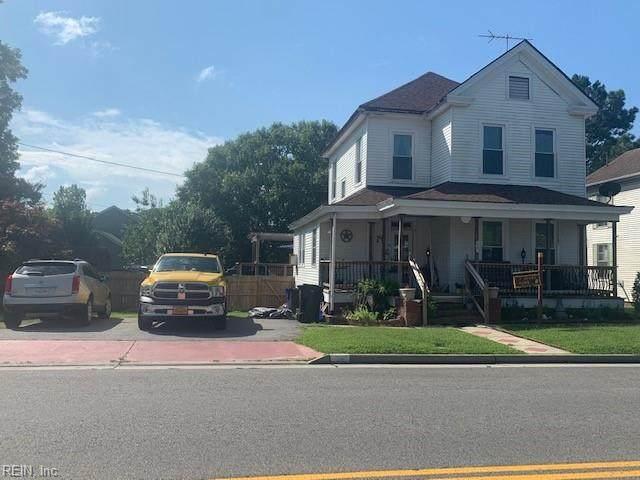 509 W Second Ave, Franklin, VA 23851 (#10394988) :: Verian Realty