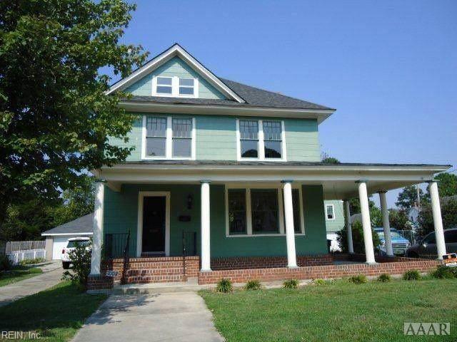 1008 Cedar St, Elizabeth City, NC 27909 (MLS #10395207) :: AtCoastal Realty