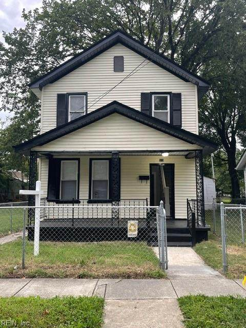 919 23rd St, Newport News, VA 23607 (#10395349) :: Atlantic Sotheby's International Realty