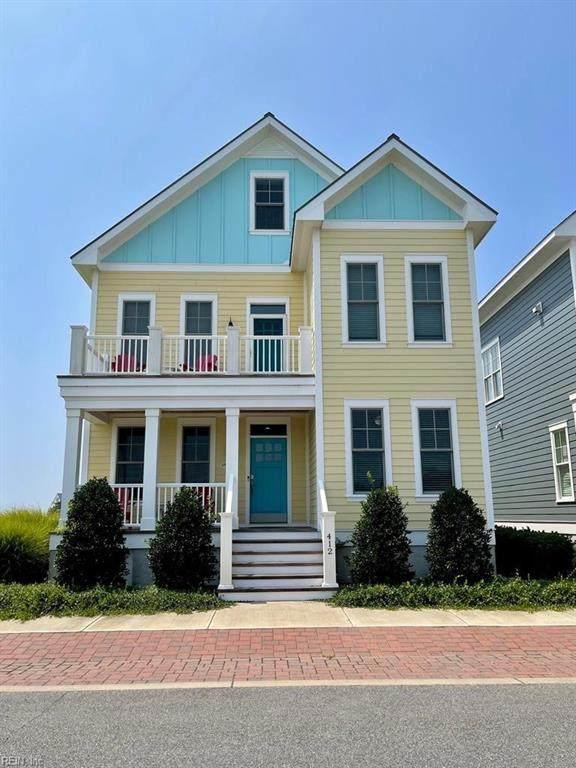 412 Walbridge Bnd, Northampton County, VA 23310 (#10395433) :: Berkshire Hathaway HomeServices Towne Realty