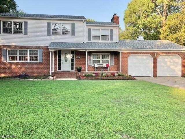 462 Elizabeth Lake Dr, Hampton, VA 23669 (#10395645) :: The Kris Weaver Real Estate Team