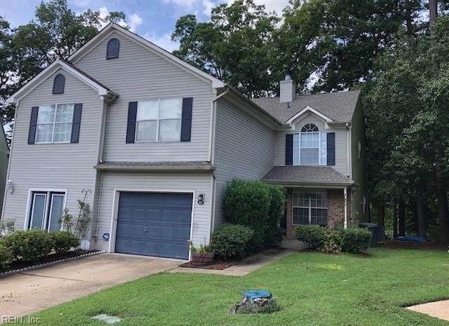 21 Creekpoint Cv, Newport News, VA 23603 (#10396509) :: Berkshire Hathaway HomeServices Towne Realty