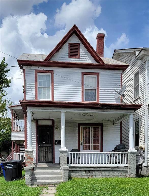 522 Portsmouth Blvd, Portsmouth, VA 23704 (#10396686) :: The Kris Weaver Real Estate Team