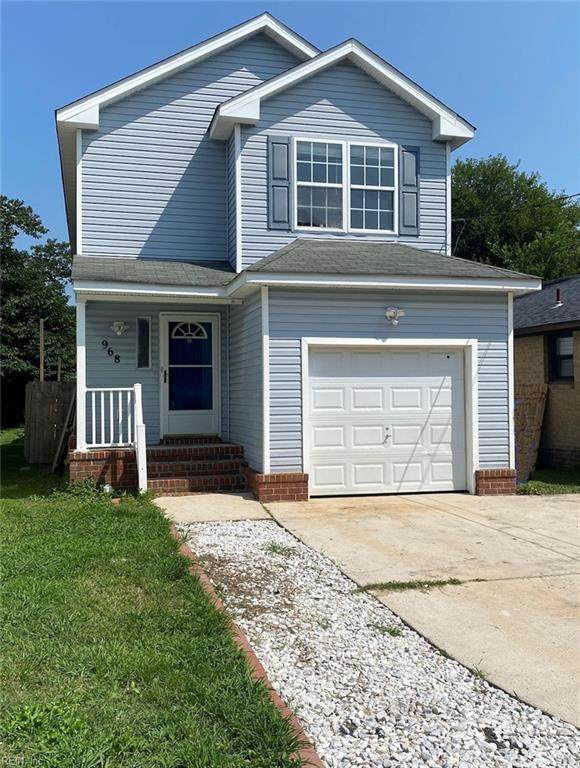 968 Avenue E, Norfolk, VA 23513 (#10396742) :: Team L'Hoste Real Estate