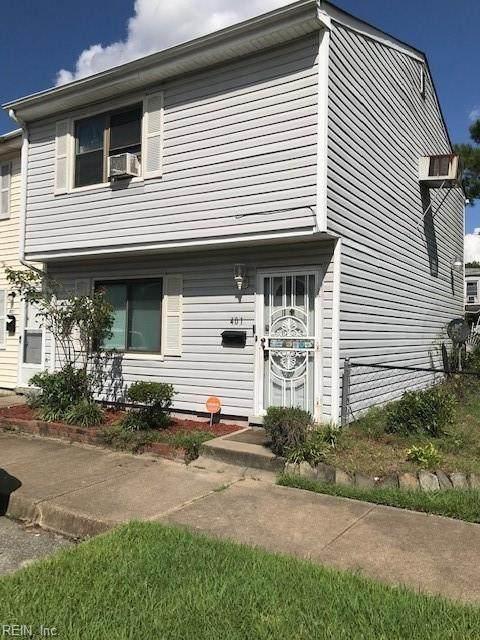 401 Harbour North Dr, Chesapeake, VA 23320 (#10397096) :: Tom Milan Team