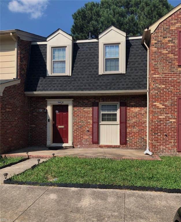 392 E Deputy Ln E, Newport News, VA 23608 (#10397539) :: Team L'Hoste Real Estate