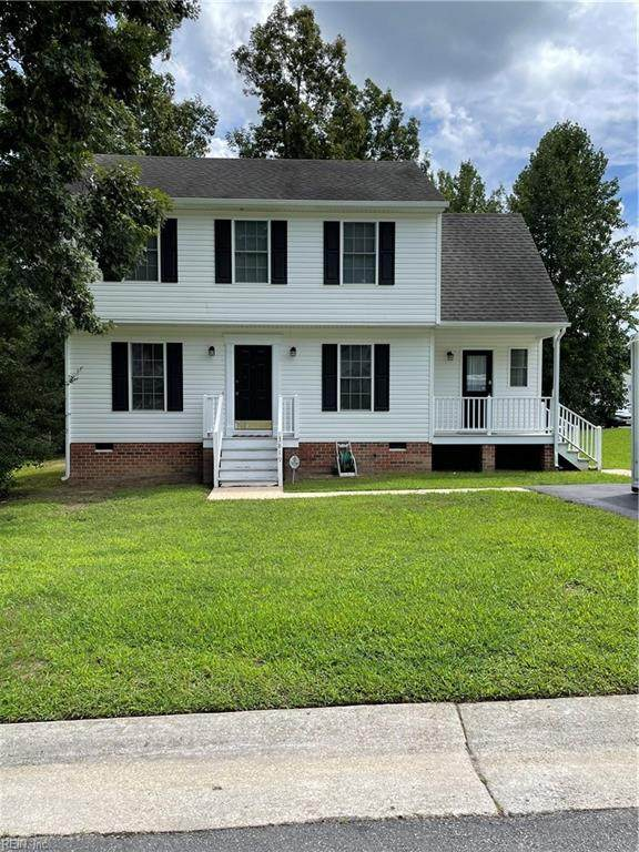 3819 Sherwood Forest Ter, Chesterfield County, VA 23237 (#10397550) :: Berkshire Hathaway HomeServices Towne Realty