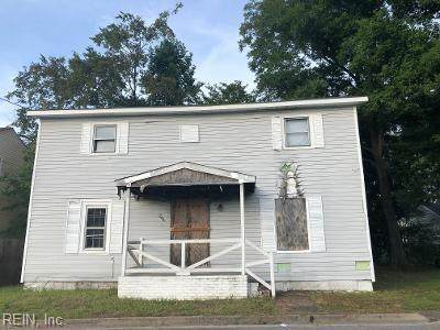 206 Yeidee St, Franklin, VA 23851 (#10397654) :: Berkshire Hathaway HomeServices Towne Realty