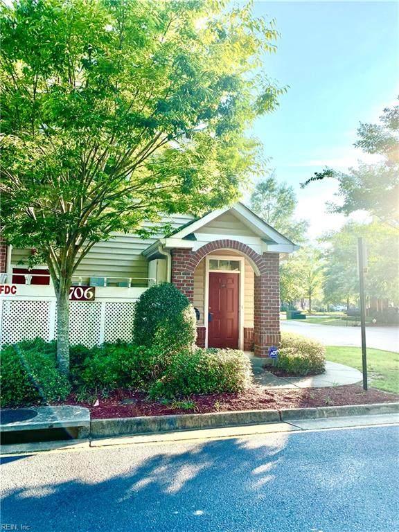 706 River Rock Way #107, Newport News, VA 23608 (#10397990) :: Atlantic Sotheby's International Realty