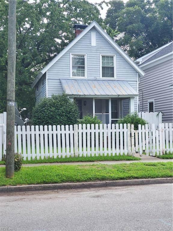 10 Dewey St, Portsmouth, VA 23704 (#10398468) :: Austin James Realty LLC