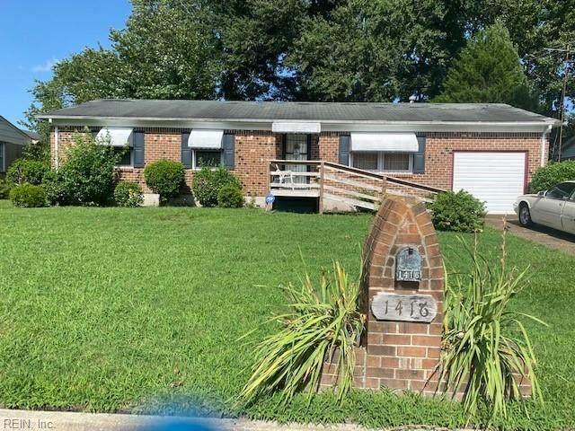 1416 Horne Ave, Portsmouth, VA 23701 (#10398728) :: The Kris Weaver Real Estate Team