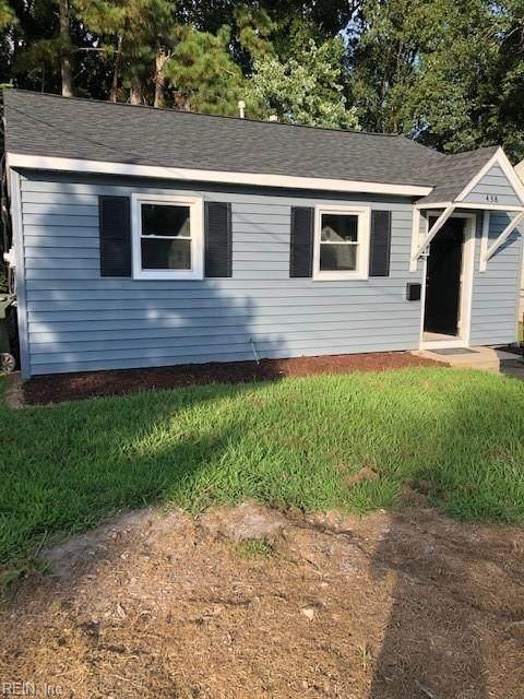 438 Smiley Rd, Hampton, VA 23663 (MLS #10399096) :: AtCoastal Realty