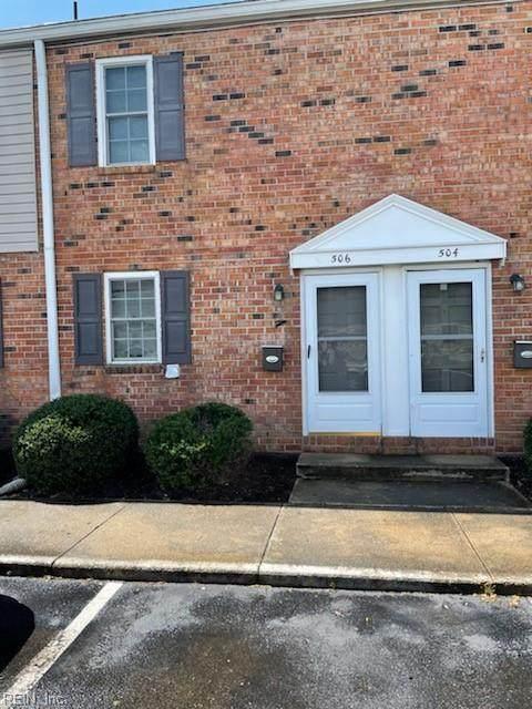 506 Genneys Way, Newport News, VA 23602 (#10399211) :: Tom Milan Team
