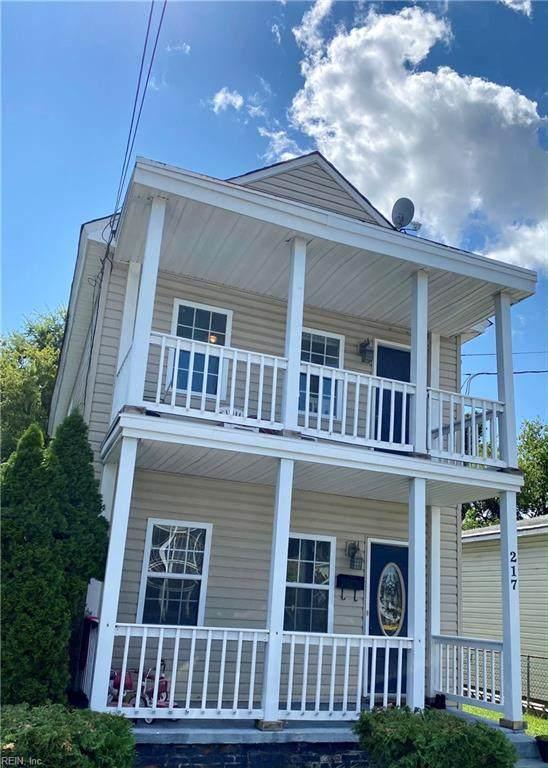 217 S Hope St, Hampton, VA 23663 (#10399749) :: Austin James Realty LLC