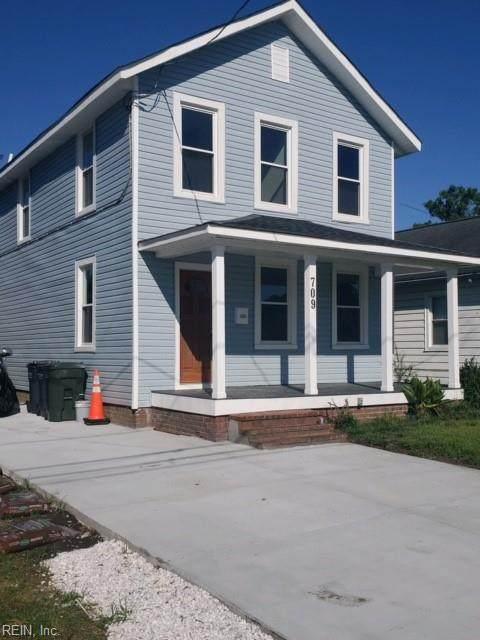 709 E Mercury Blvd, Hampton, VA 23663 (#10399822) :: Austin James Realty LLC