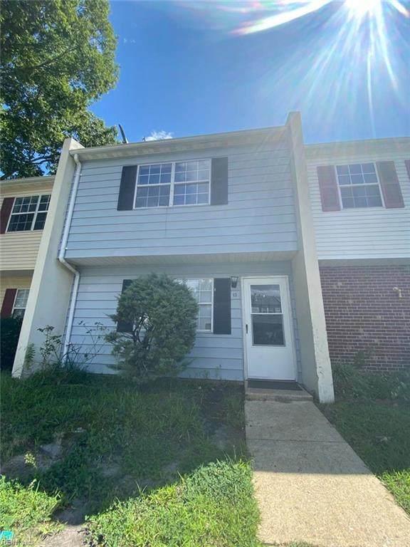 10 Sally Ann Pl, Newport News, VA 23602 (#10400270) :: Team L'Hoste Real Estate