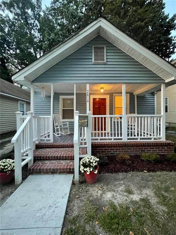2818 Victoria Ave, Norfolk, VA 23504 (#10401247) :: Atlantic Sotheby's International Realty
