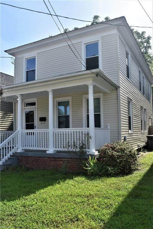 11 W Chamberlin Ave, Hampton, VA 23663 (#10401335) :: Verian Realty