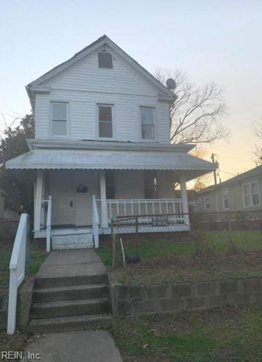 43 Sycamore Ave, Newport News, VA 23607 (#10401434) :: Rocket Real Estate
